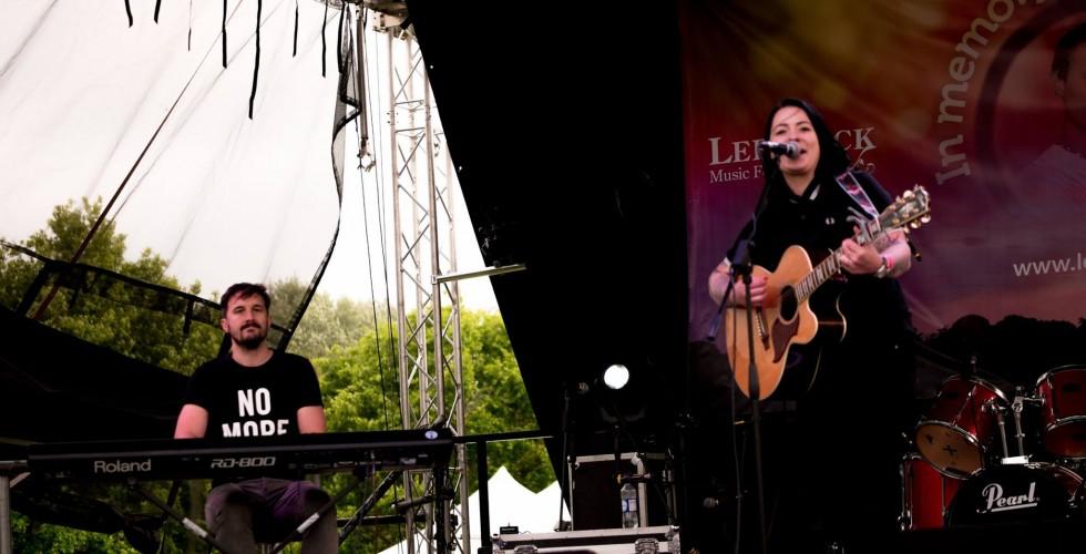 Lucy Spraggan at LeeStock 2016
