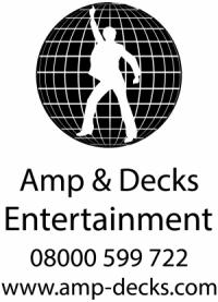Amp & Decks Sponsor of LeeStock Music Festival