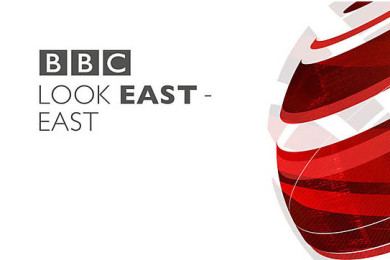 BBC Look East - Introducing Suffolk interview LeeStock