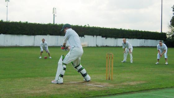 LeeStock Twenty 20 cricket match