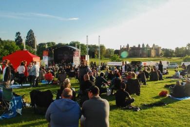 LeeStock Festival Site