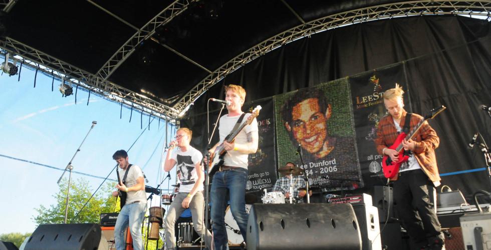 LemonParty at LeeStock 2013