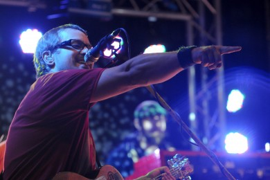 Wheatus - Teenage Dirtbag Live at LeeStock