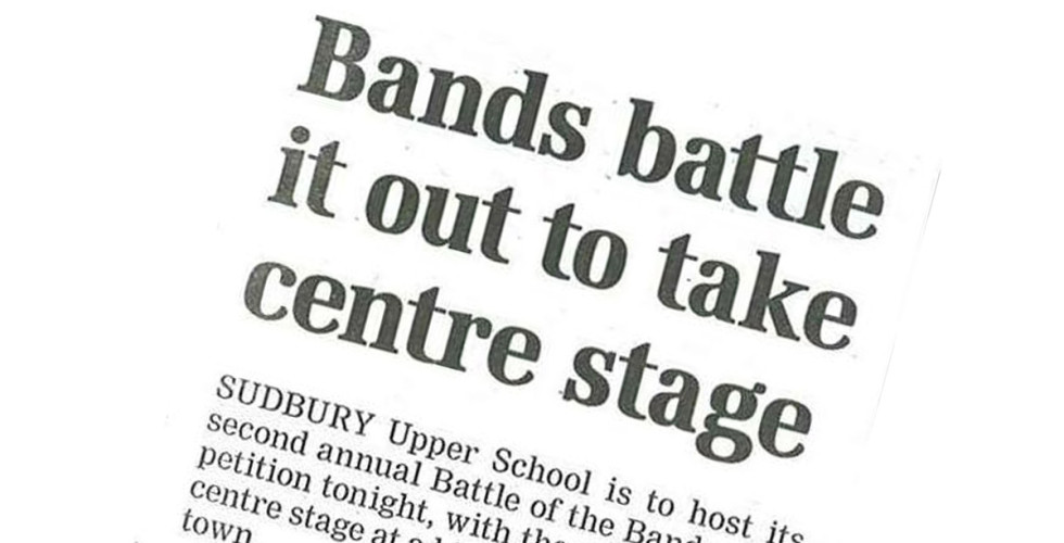 LeeFactor 2011 BOTB - East Anglian Daily Times