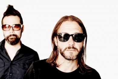 Feeder Confirmed as Saturday Headliner