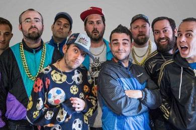 Goldie Lookin' Chain Announced as Sunday Support