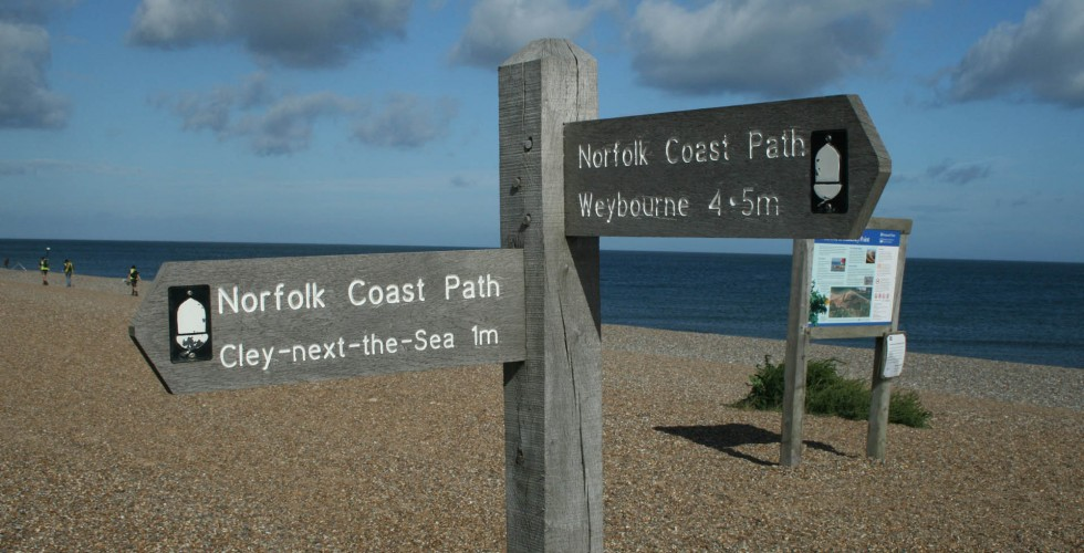 Coastal Path Charity Walk