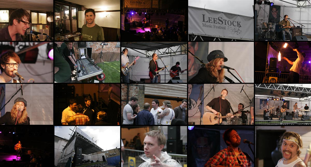 LeeStock 2010 photos