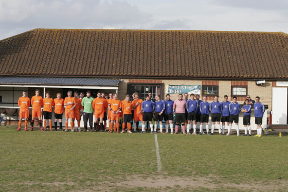 The Lee Dunford memorial match