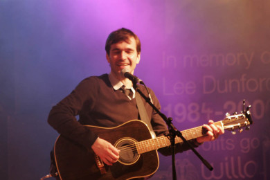 Mark Morriss at LeeStock 2011