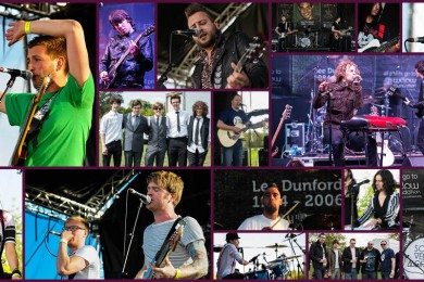 Full line up for LeeStock Music Festival 2014