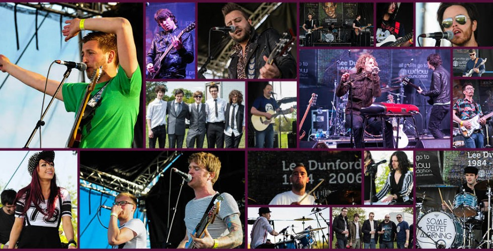 Full line up announced for LeeStock 2014