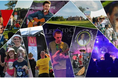 Look Back at LeeStock 2014