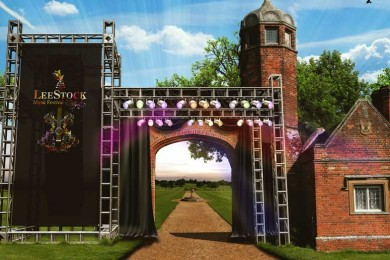 LeeStock 2013 headliners announced