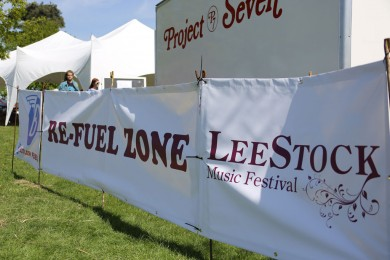 LeeStock food and drink