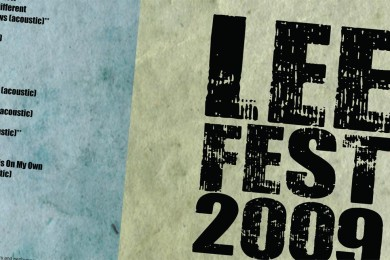 The LeeFest 2009 Album