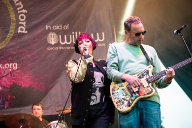 Republica at LeeStock 2018
