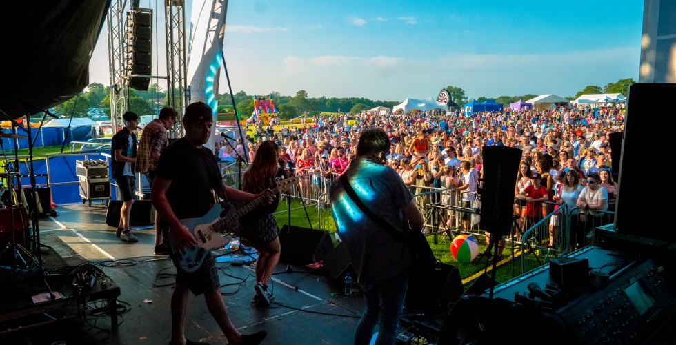Apply to Perform at LeeStock