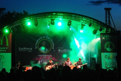 Lightning Seeds at LeeStock 2014