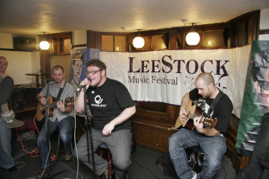 The LeeStock Launch Party 2012