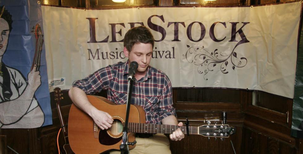 LeeStock Launch Party 2012