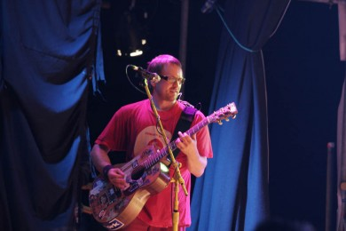 Wheatus Open Their Set at LeeStock 2012