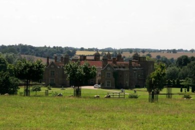 Melford Hall, Long Melford - will host LeeStock 2013