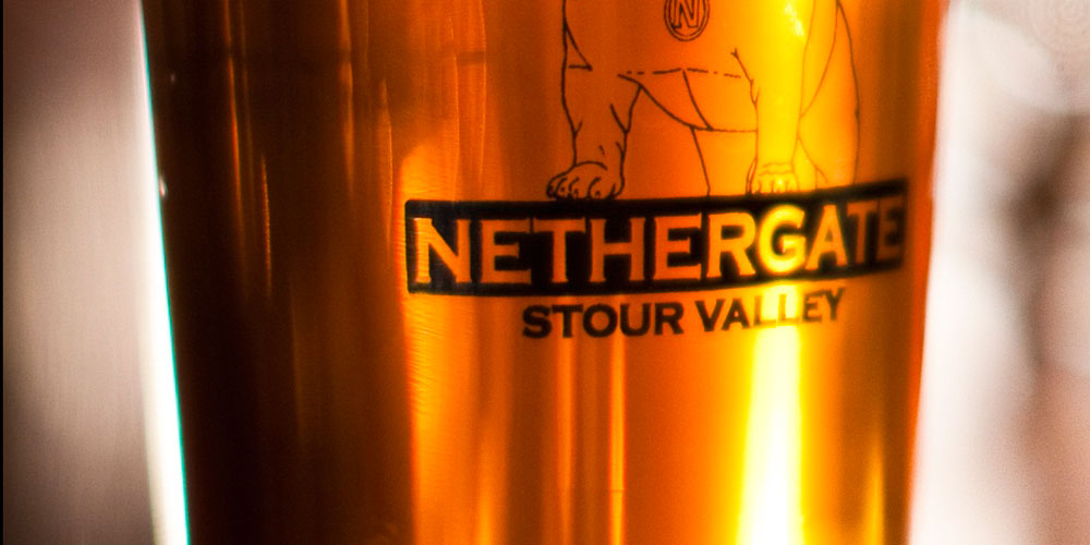 LeeStock ale by Nethergate Growler Brewery