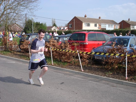 Sudbury fun run - LeeStock fundraisers
