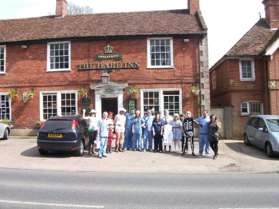 The LeeStock pub crawl