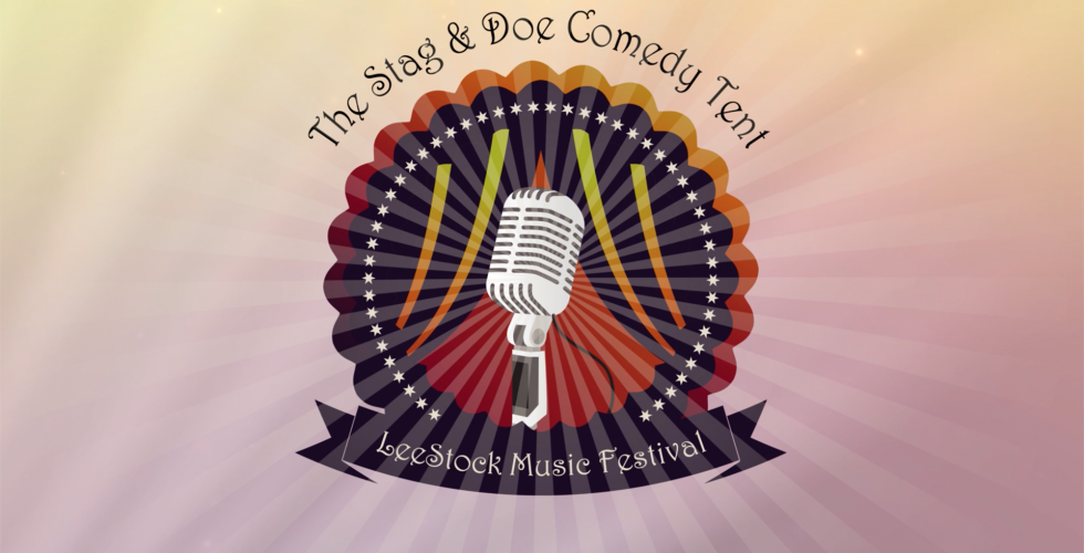 Introducing the Stag & Doe Comedy Tent