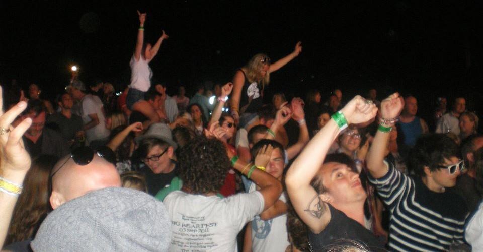 LeeStock Supports The Big Bear Fest 2012