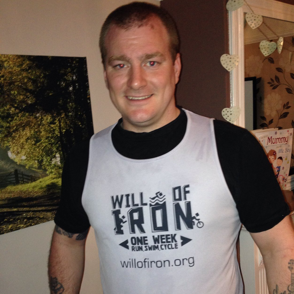 Will of Iron - Paul Botterill