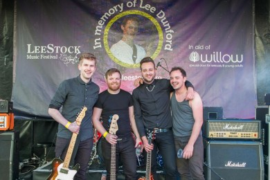 Violet Bones at LeeStock 2014