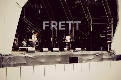 Frett to perform at LeeStock 2014