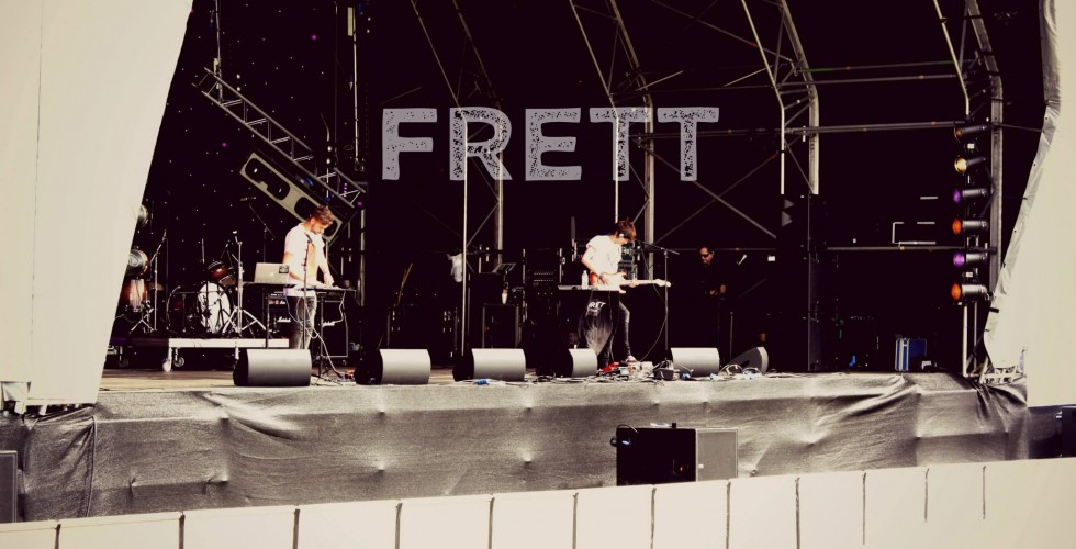 Frett to perform at LeeStock 2014