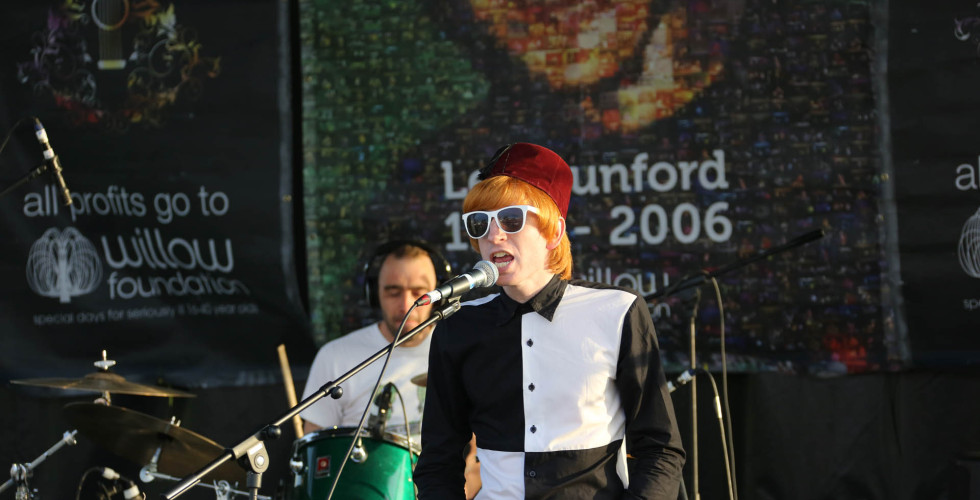 Space 'The Band' Live From LeeStock