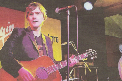 Mark Morriss announced for LeeStock 2011 - East Anglian Daily Times