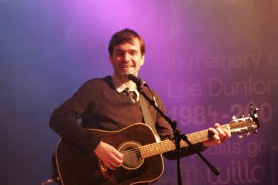 Mark Morriss at LeeStock 2011