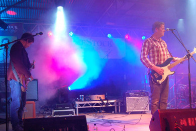 A Huge 'Thank You' to Dodgy for Headlining LeeStock 2011