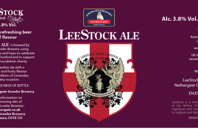 LeeStock - the Beer!
