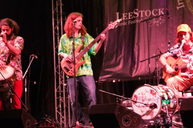 Dumbfoundus three times lucky at LeeStock 2015