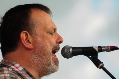 Tom Hingley at LeeStock 2014