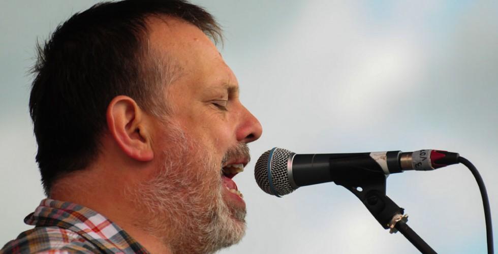 Tom Hingley at LeeStock 2014