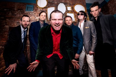 Electric Six announced as Saturday main support