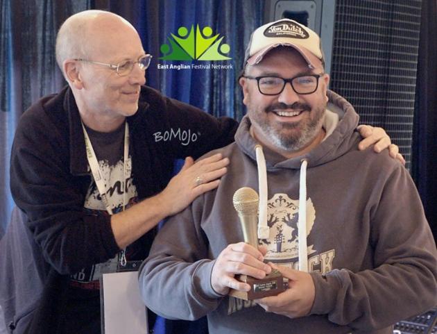 LeeStock wins big prize at recent festival awards
