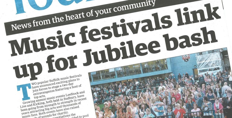 Festivals link up for Jubilee bash - Sudbury Mercury